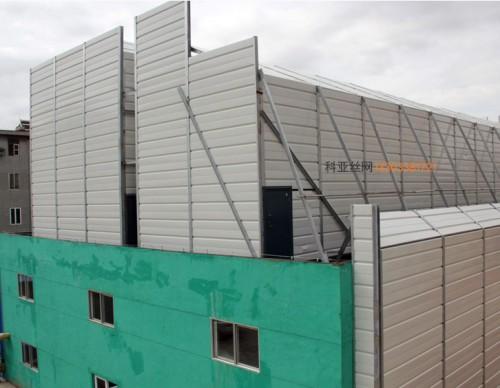 陇南冷却塔隔音板-- 科亚陇南声屏障生产厂家
