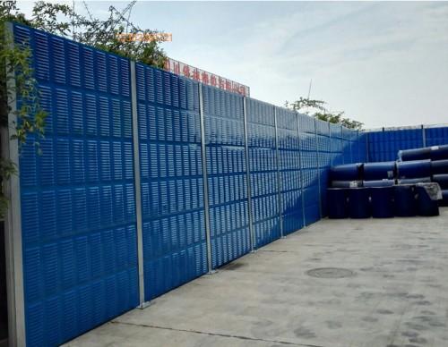 西宁工地隔音墙-- 科亚西宁声屏障生产厂家