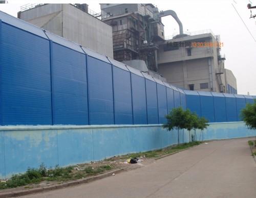 西宁化肥厂隔声墙