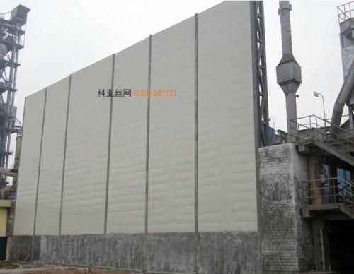 西宁炼钢厂隔音屏