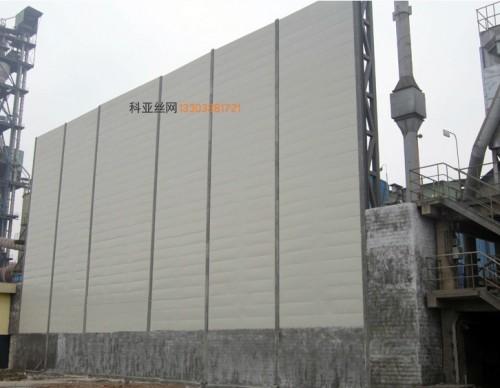 武威化工厂隔音墙
