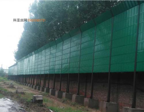 金昌化工厂隔音墙